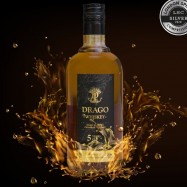 Drago Finest Blended Canarian Whiskey