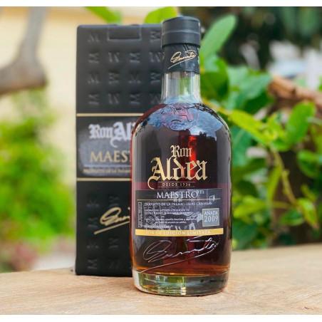 Single Estate White Ecologic Aldea Rum