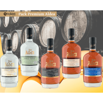 Aldea Limited Editions Pack